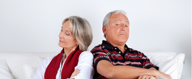 Divorce as a senior citizen