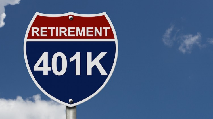 retirement and 401k