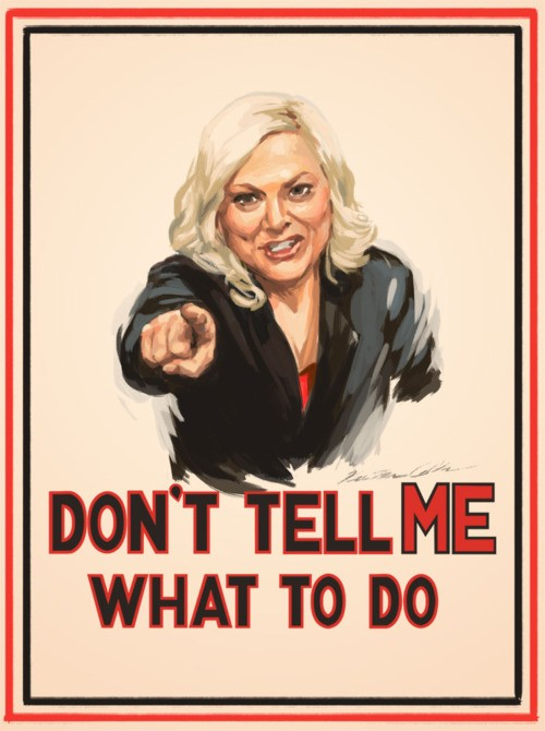 Equal pay day 10 powerful women lessons from leslie knope