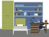 dorm room saving