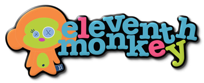 eleventh monkey logo