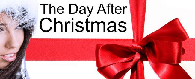 thedayafterchristmas