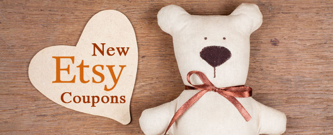 New Etsy Coupons