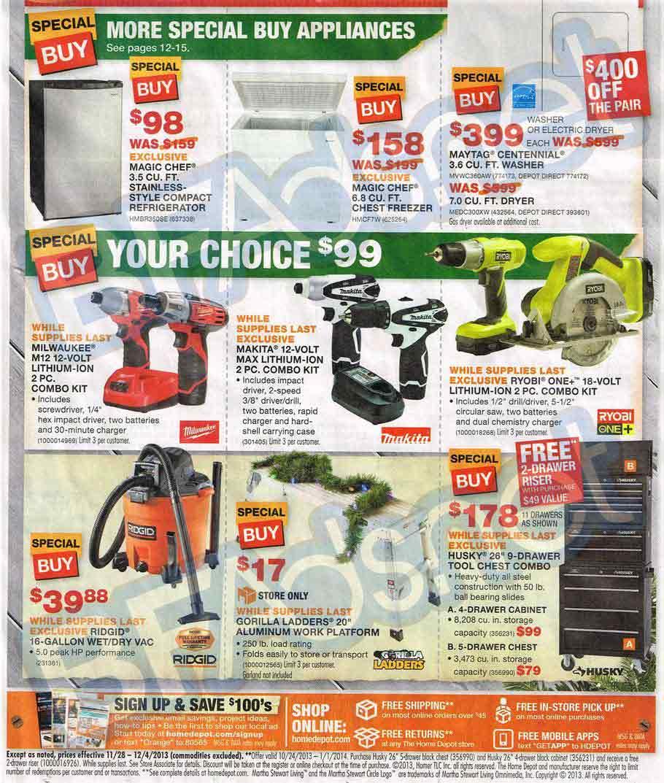 Home Depot Black Friday 02
