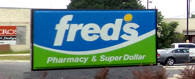 Fred's Super Dollar Black Friday