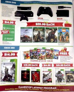 GameStop Black Friday 2013 Ad Leak - Page 2