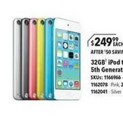Best Buy 32GB iPod Touch 5th Gen