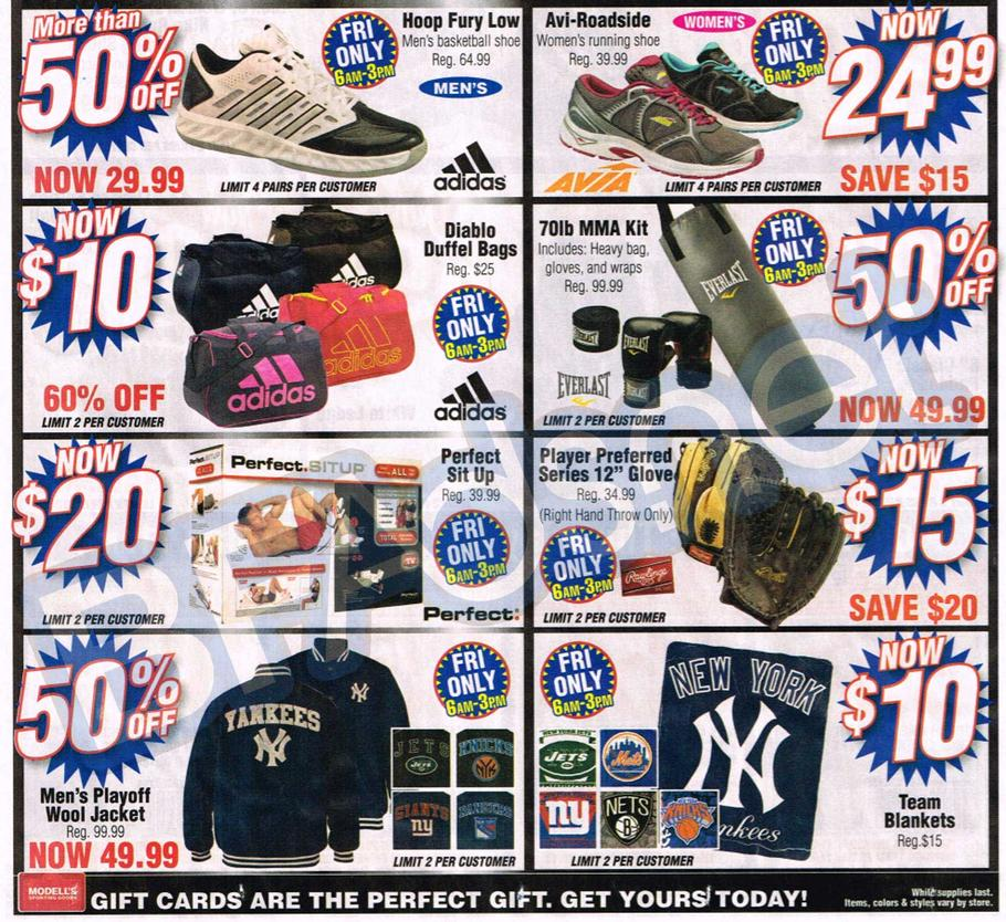 Modells coupons scan