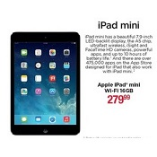 Navy Exchange iPad mini - WiFi - 16GB