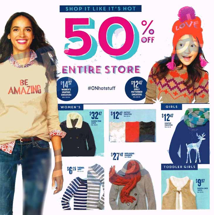 Old Navy Coupons & Promo Codes. 43 verified offers for October, Coupon Codes / Clothing, Shoes & Jewelry / Clothing During some sales, Old Navy offers Super Cash, a voucher to be used on your next purchase. Can I return Old Navy online to the store? A: Most Old Navy online items can be returned to any Old Navy store within 45 days 80%().