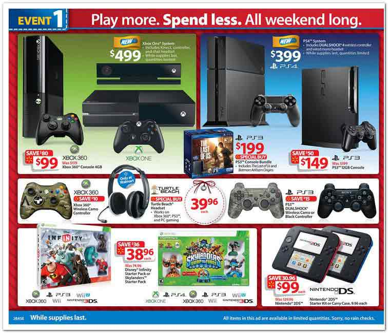 Friday 2013 ad find the best walmart black friday deals and sales