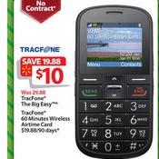 No Contract Phones at Walmart