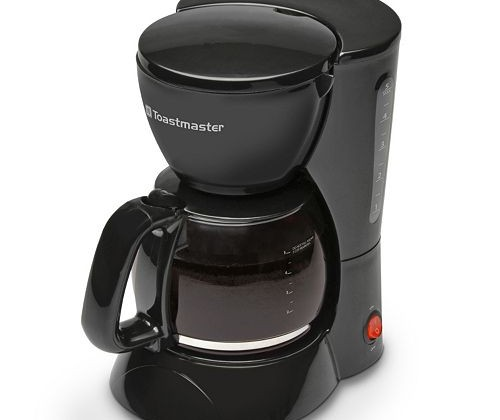 Toastmaster Coffee Maker K Cup : Hot Sale on Toastmaster 5-Cup Coffee Maker - NerdWallet Shopping
