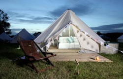 Pop up hotel, Glamping, Camping, Luxury Hotels