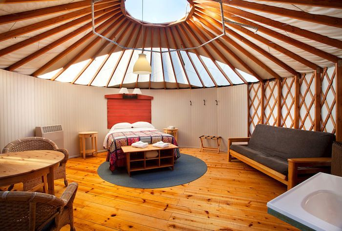 Big Sur Yurt