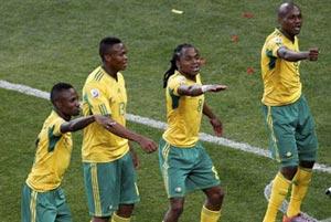 South African Goal Dance