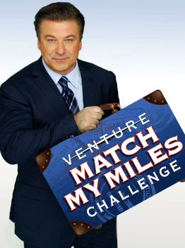 "Post image for Get Up To 100,000 Miles with Capital One Venture's ""Match My Miles"""