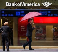 Post image for Bank of America Levies $5 Debit Use Fee, Surprising No One
