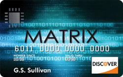 Post image for The Matrix Credit Card: Be Afraid. Be Very Afraid.