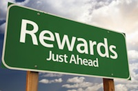 rewards-road-sign