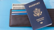 Passport and wallet