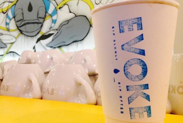 Café Evoke and Citizens Bank of Edmond