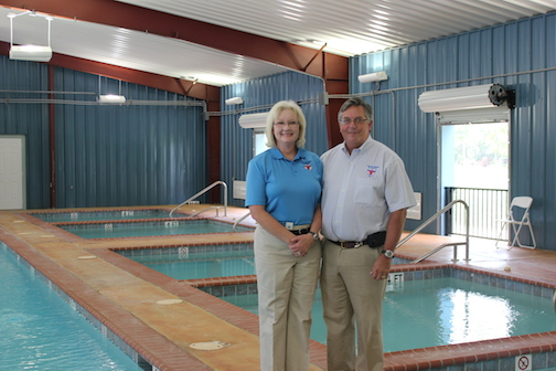 Texas Swim Academy and Members Choice Credit Union