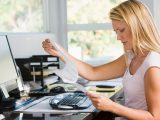 A home office is an easily overlooked tax deduction for a small business owner