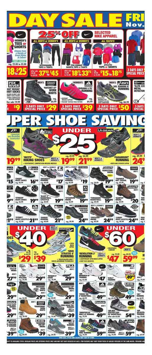 Big 5 Sporting Goods Black Friday 2013 Ad - Find the Best Big 5