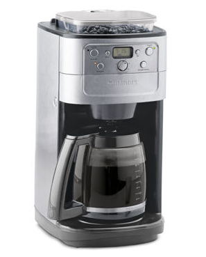 Coffee Maker Jcpenney : Cool Deal on Cuisinart Coffee Maker at JCPenney - NerdWallet