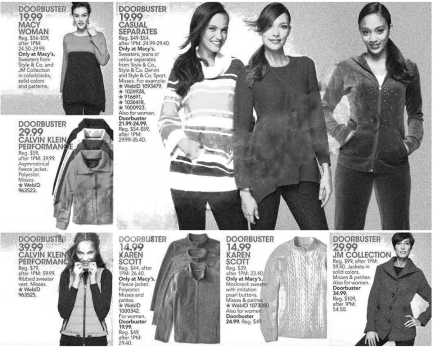 Macy's Black Friday Ad Scan 2013 - Page 37