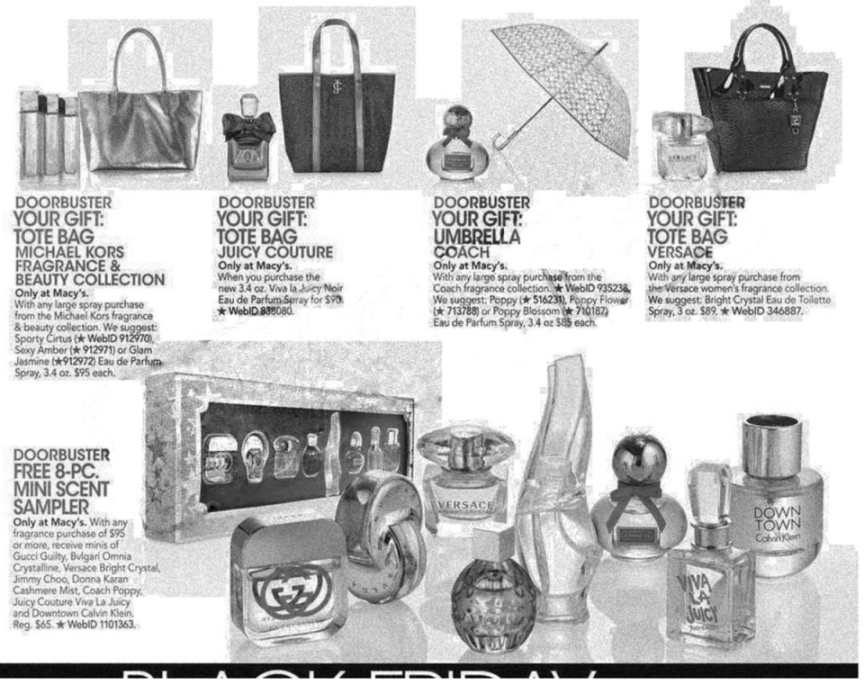 Macy's Black Friday Ad Scan 2013 - Page 48