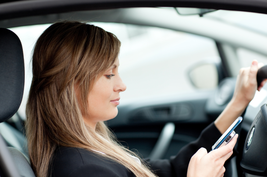 How a Ticket for Texting While Driving Can Affect Car Insurance Rates
