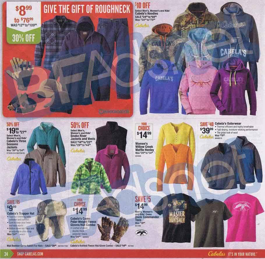 Cabelas online shopping