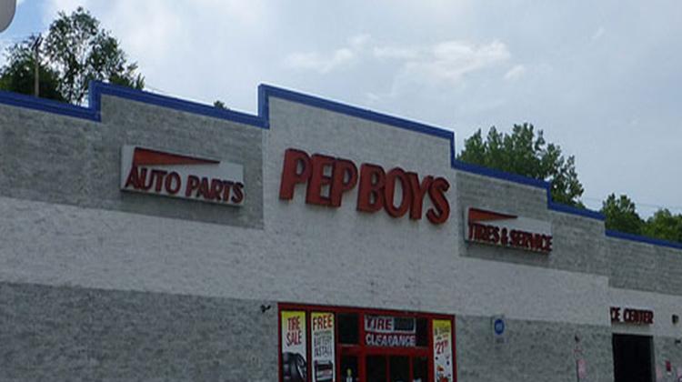 Pep boys shop online