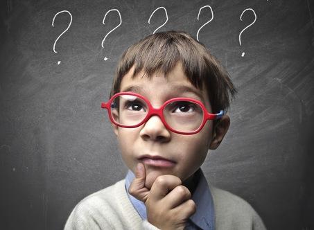 questioning nerd