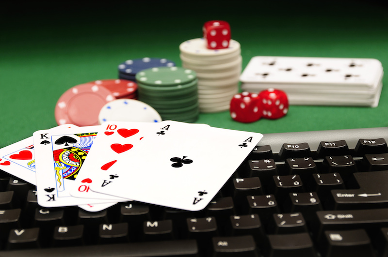 Online gambling credit cards best way deposit money online casino