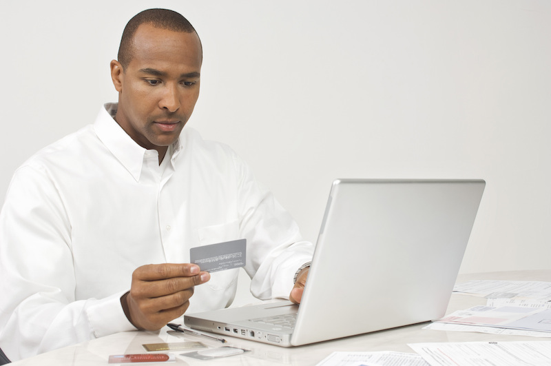 Apply for credit card but don't want it