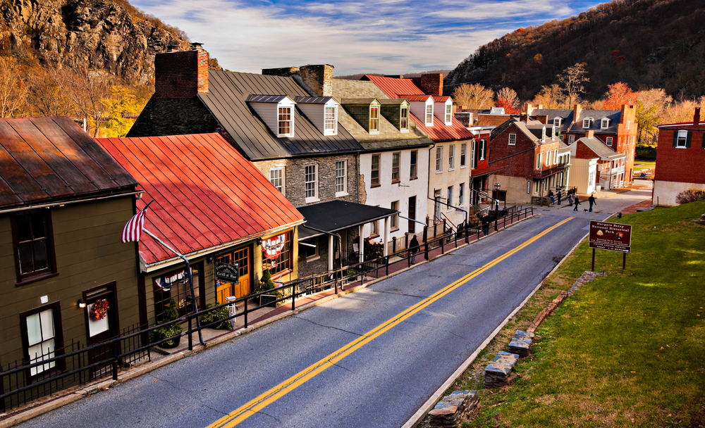 Best Places to live west virginia