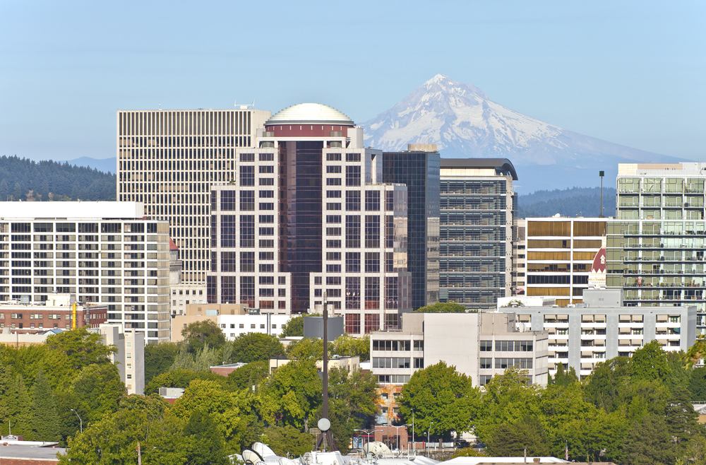 Cities on the Rise in Oregon