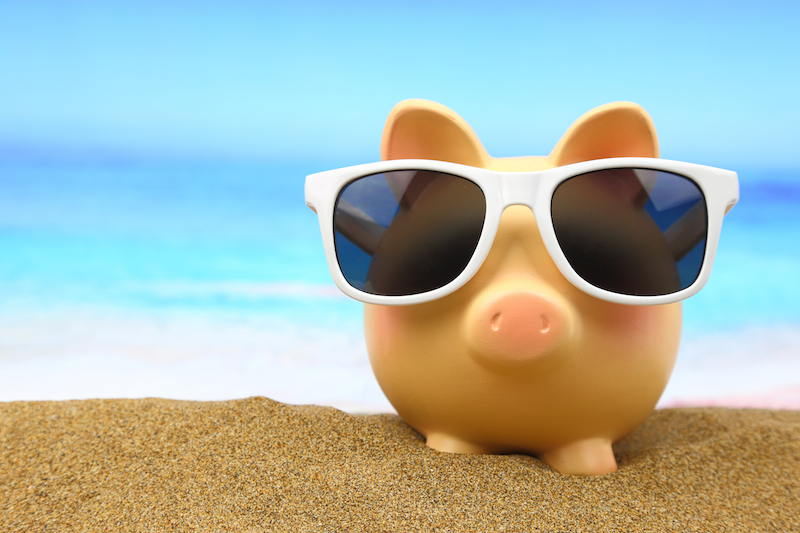 On vacation should I use my credit card or stick to cash?