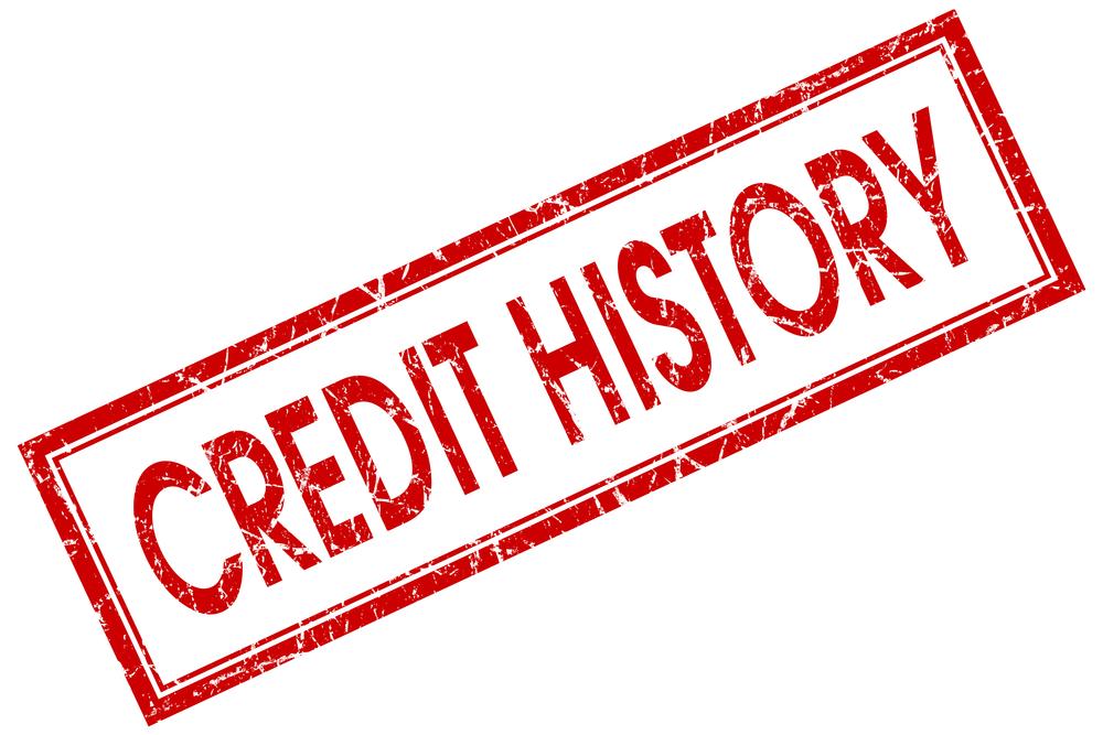 origin of credit score