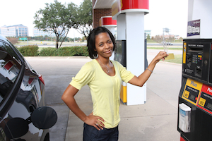 Got charged more at the gas station because you paid with credit?