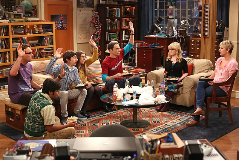 Quiz: Which 'Big Bang Theory' Nerd Are You?