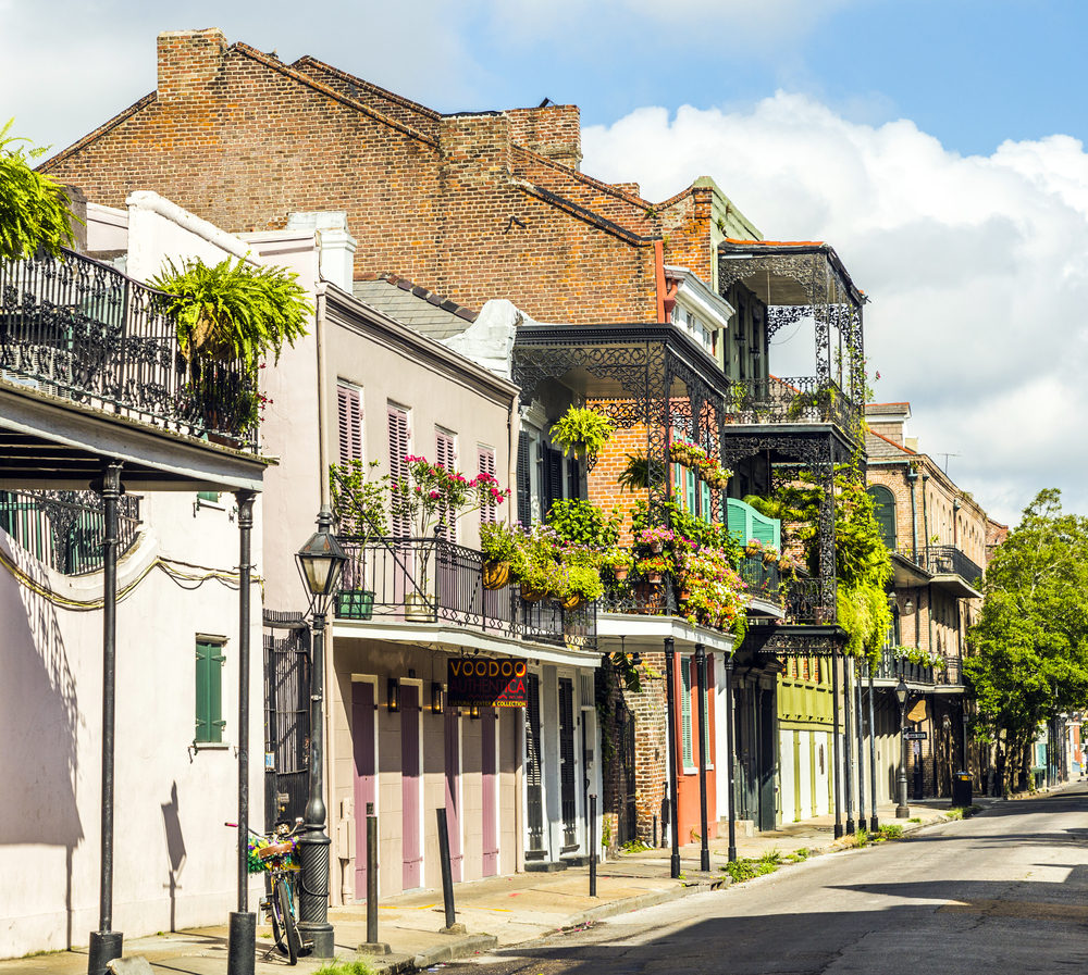 Cities on the Rise in Louisiana