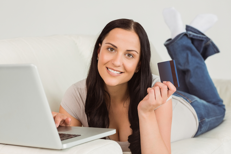 How often should I check my credit card's online account?