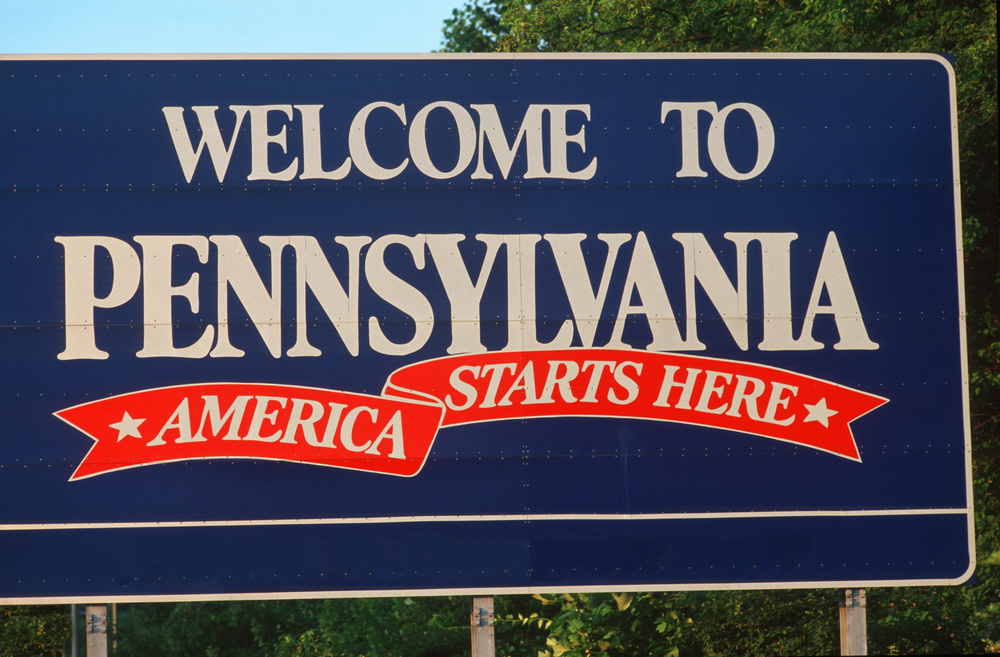 Cities on the Rise in Pennsylvania
