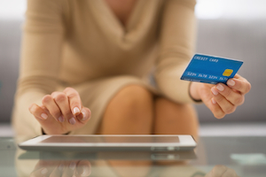 Multiple credit card applications hurt credit score