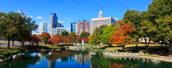 Best Cities for Young Families in North Carolina
