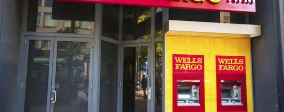 Wells Fargo credit card rewards atms